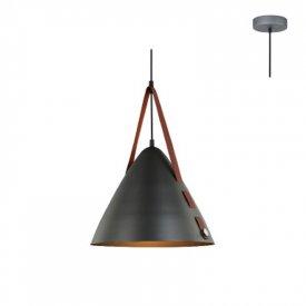 Lampa suspendata HL41441P33BN 1xE27