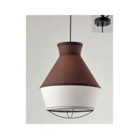 Lampa suspendata V371961PB 1xE27
