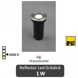 Nowodvorski Reflector Led Mon 1W IP67 3000K