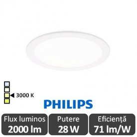 Philips CoreLine SlimDownlight DN135B LED20S/830