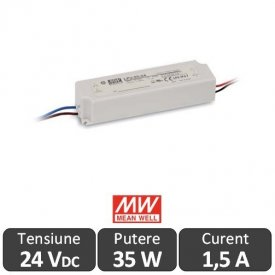 Sursa alimentare LED 35W 24V IP67