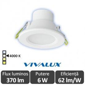 Vivalux TOP LED 6W alb-neutru