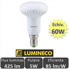 """Bec cu LED """"NEXT"""" R50 5W 425lm E14 alb-rece"""