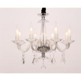 Lampa suspendata BLK80388PCC 8xE14