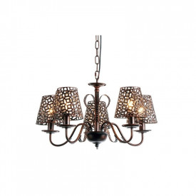 Lampa suspendata EG169755PBC 5xE14