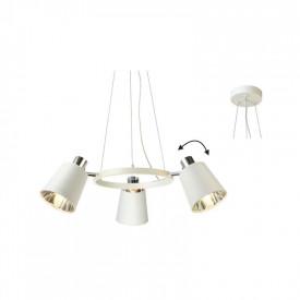 Lampa suspendata EG213P63WH 3xE14