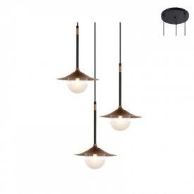 Lampa suspendata HL4313P35BB 3xG9