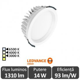 OSRAM Ledvance 14W Downlight Led