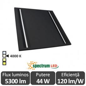 Spectrum Algine Line Alb/Negru 44W UGR<16 4000K
