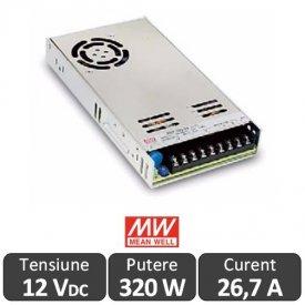 Sursa alimentare LED 320W 12V 26,7A