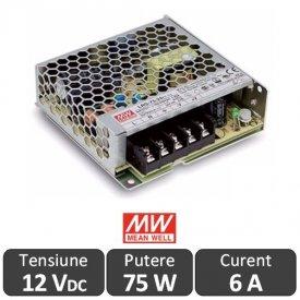 Sursa alimentare LED 75W 12V 6A
