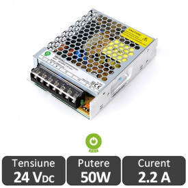 Sursa alimentare POS LED 50W 24V IP20