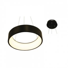 Lampa suspendata BR81LEDP45BK / D 34W
