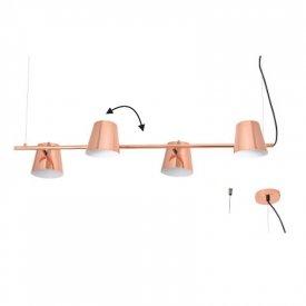 Lampa suspendata EF27P4102CP 4xE14