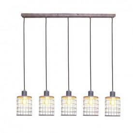 Lampa suspendata GN735PCE 5xE27
