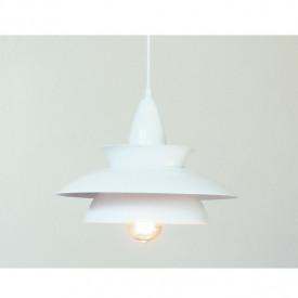 Lampa suspendata KS07881PWH 1xE27