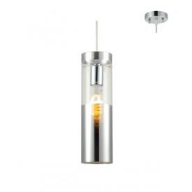 Lampa suspendata V371971PCH 1xE27