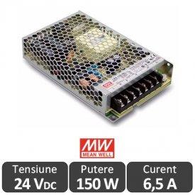 Sursa alimentare LED 150W 24V 6,5A