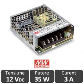 Sursa alimentare LED 35W 12V 3A