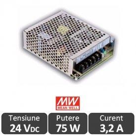 Sursa alimentare LED 75W 24V 3,2A