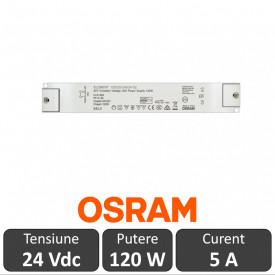 Sursa alimentare Led OSRAM 120W 24V 5A