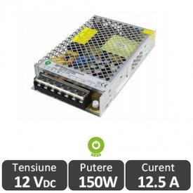Sursa alimentare POS LED 150W 12V IP20