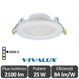 Vivalux TOP LED 25W alb-neutru