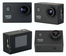 Imagens Câmara Full HD 1080p 12MP (réplica GoPro)