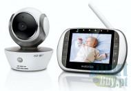 Intercomunicador HD p/ Bebés Motorola MBP853 c/ Wifi