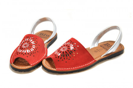 Sandale Avarca Sienna, piele naturala
