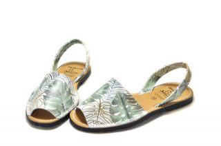 Sandale Avarca Mila, piele naturala