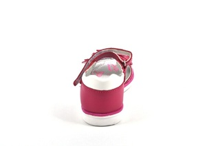 Sandale roz - fuxia Happy Bee