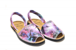 Sandale Avarca Hazel, piele naturala