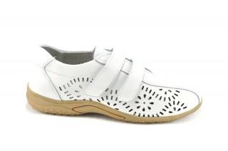 Pantofi din piele naturala Petra