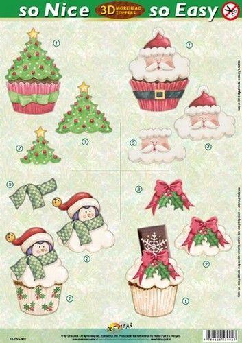 Doe Maar stansvel kerst 11053902 (Locatie: 5558)