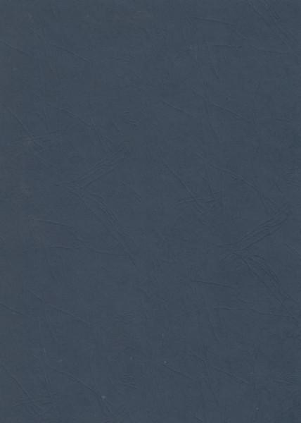 Donkerblauw karton met reliëf, A4 (Locatie: 4635)