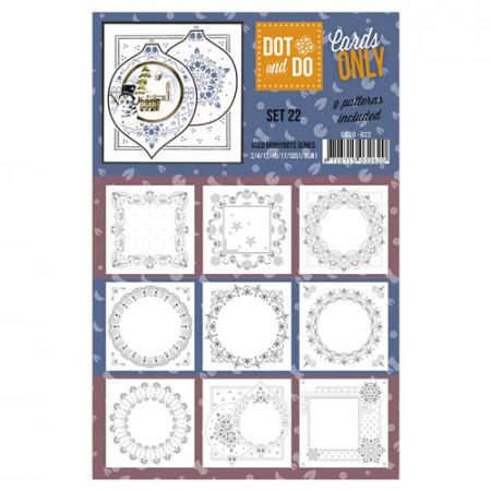 Dot and Do kaartenset 22 CODO022