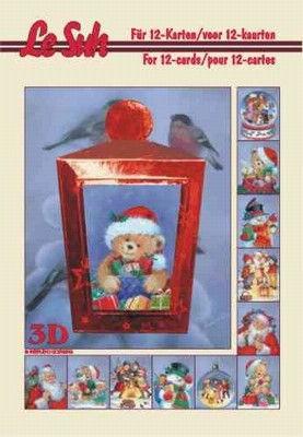 Le Suh boekje A5 Kerstmis 345618 (Locatie: KB)