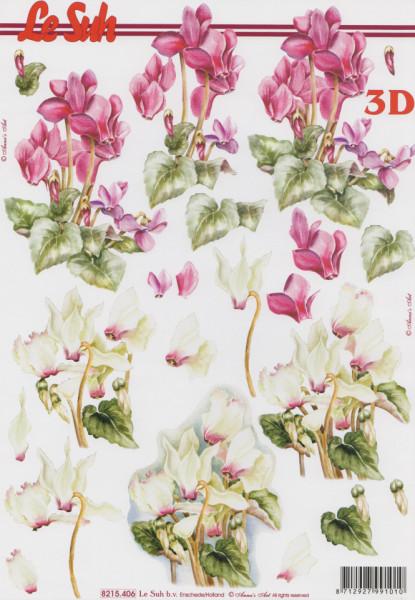 Le Suh knipvel bloemen 8215 406 (Locatie: 0804)