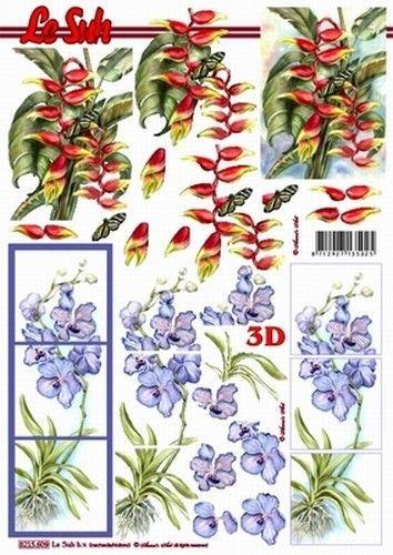 Le Suh knipvel bloemen 8215609 (Locatie: 5807)