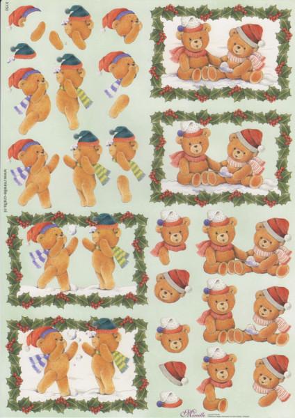 Mireille knipvel kerstmis X150 (Locatie: 2876)
