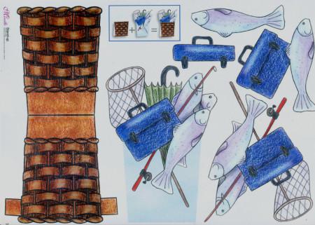 Mireille knipvel vissen 12 (Locatie: 4711)