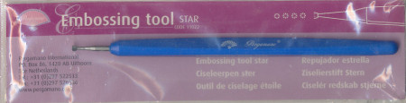 Pergamano embossing tool ster 11022