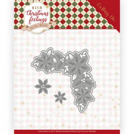 Precious Marieke snijmal Christmas corner PM10165 (LocatieL k147)