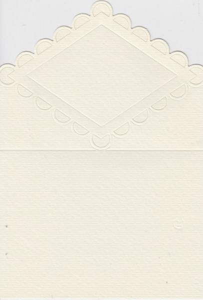 Romak kaart ivoor K2-289-22 (Locatie: pp009)