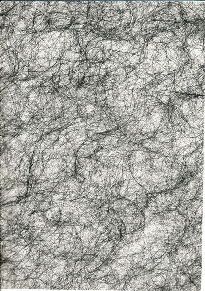 Spinnenweb papier zwart A4 29995/17 (Locatie: 1517)