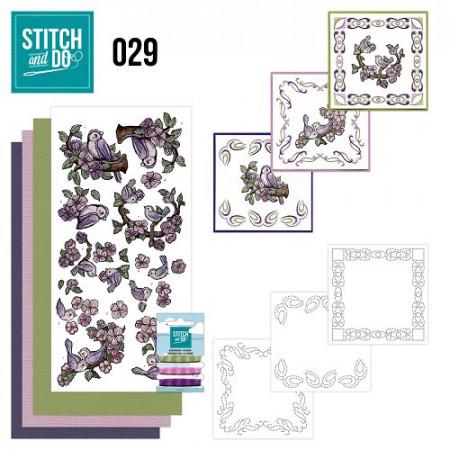 Stitch and Do 29 Birds STDO029