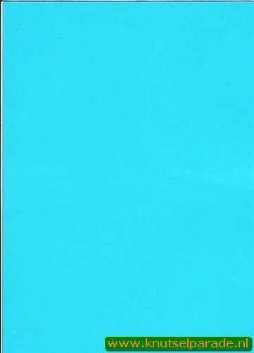 Vellum turkoois per vel (Locatie: 5830)