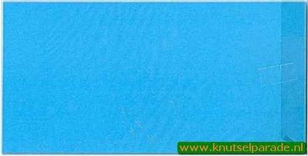 Vierkantekaart koningsblauw nr. 69 (Locatie: LL010 )