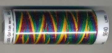 Amann Mettler Silk-Finish Multi 100 meter 9840